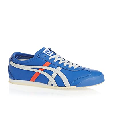 newest 61ea7 ee7e8 Onitsuka Tiger Mexico 66 Strong Blue Soft Grey