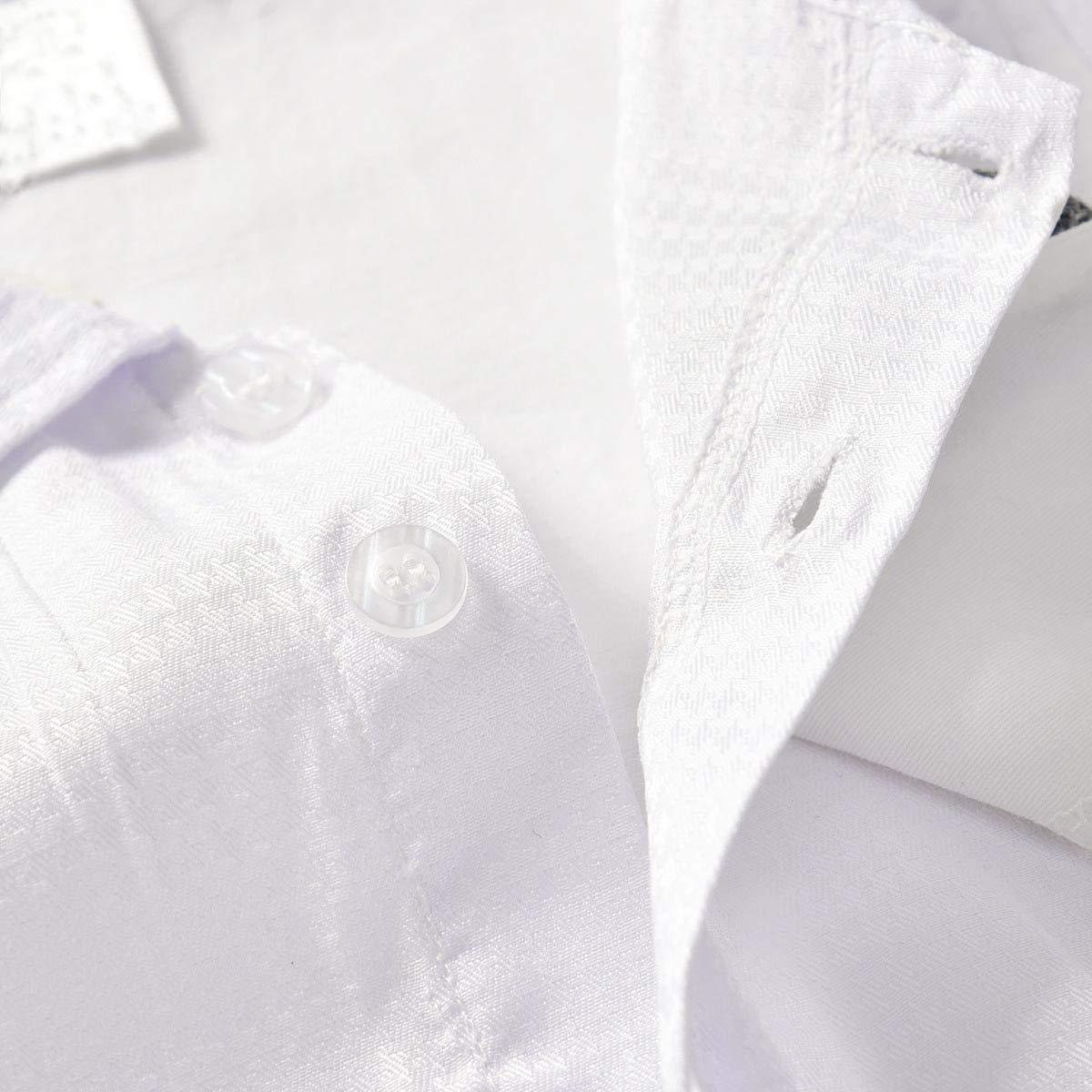 FCQNY Infant Baby Boy One Piece Gentleman Bowtie Shirt Vest Suit Rompers Jumpsuit