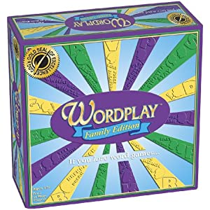 Wordplay Board Game - 61cxB2kkHxL - Wordplay Family Edition – Board Game for Ages 14 and up