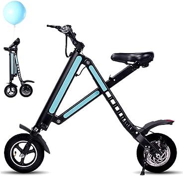 AMINSHAP E-Bike, Mini Bicicleta Eléctrica, Scooter Eléctrico ...