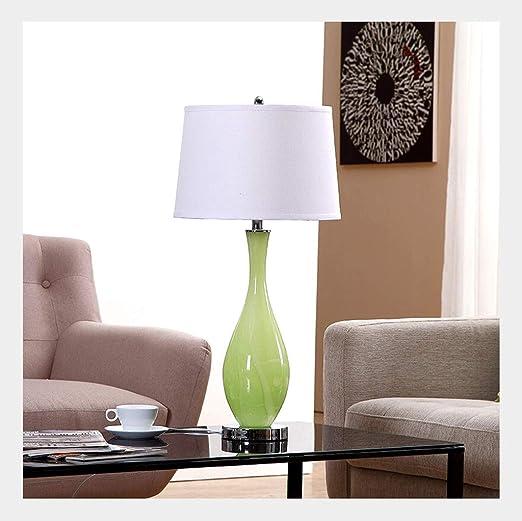 & Luz para Leer Lámpara de Mesa Habitación de Arte Simple ...
