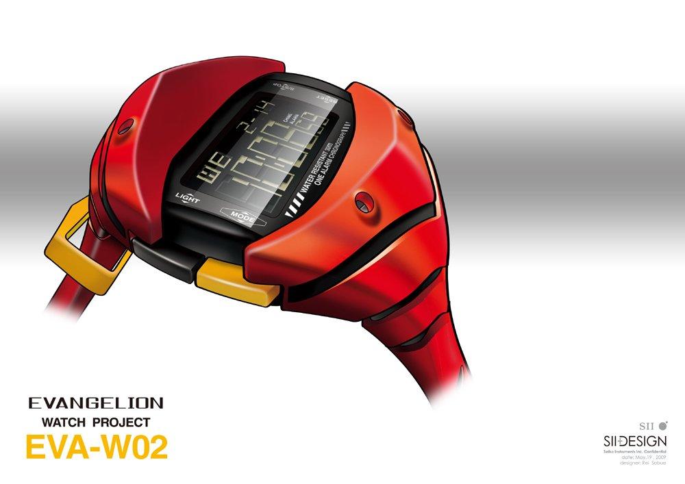 amazon com kotobukiya evangelion watch project eva w02 toys games