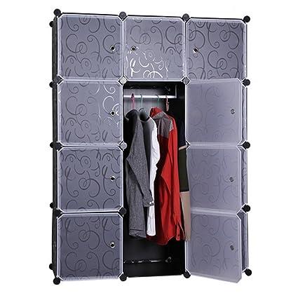 12 Cube Closet Organizer, Garage Storage Racks Sets, Shelf Cabinet, Panels  And Units