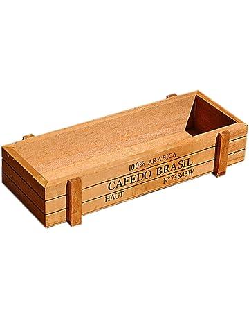 Cajas para plantas | Amazon.es
