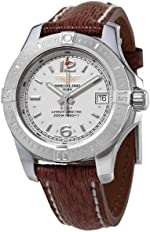 Breitling Colt Lady Quartz Silver Dial Ladies Watch A77388111G1X1