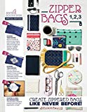 Anita Goodesign Embroidery Machine Designs CD ZIPPER BAGS 1,2,3 Special Edition