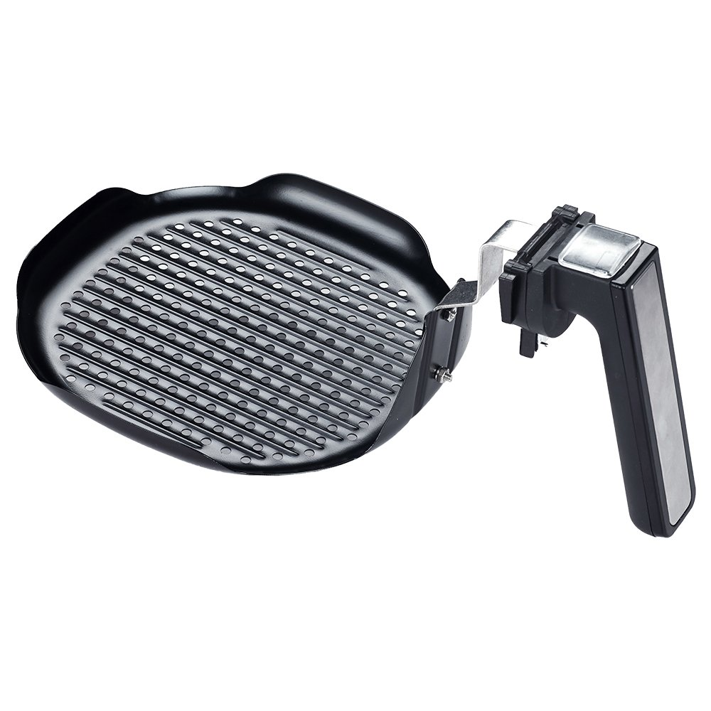 GoWISE USA Air Fryer Grill Pan Insert for GoWISE USA 5.8 Quart Models by GoWISE USA (Image #1)