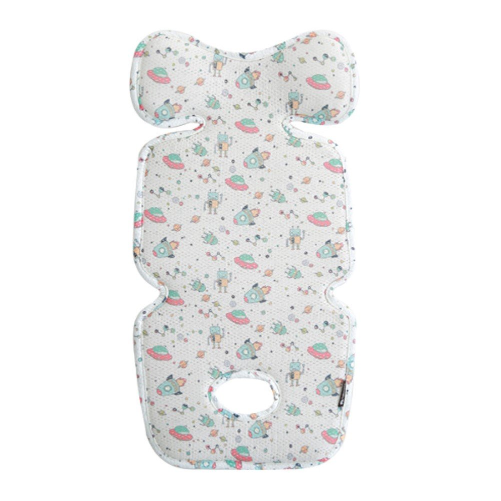 Mother & Kids Capable Mattress Baby Pillow Case Thick Pad Warm Chair Cartoon Animal Stroller Car Cotton Seat Cushion Choice Materials