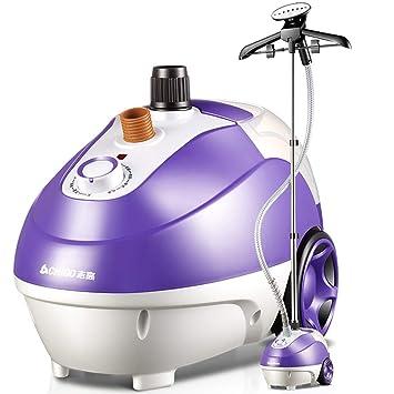 Ironing machine 1700w Colgando MáQuina De Planchar, Plancha De Vapor PortáTil con Temperatura Ajustable,