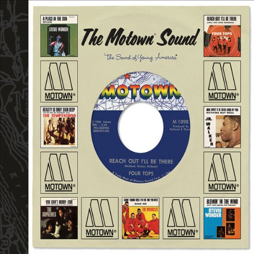 The Complete Motown Singles: Vol. 6 ()