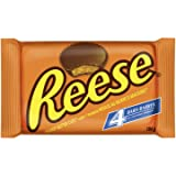 REESE Chocolate Candy Peanut Butter Cups. Pack of 4 (184 Gram)