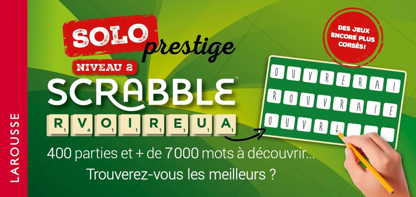 Scrabble solo prestige 2 (Hors Collection - Scrabble): Amazon.es: Collectif: Libros en idiomas extranjeros