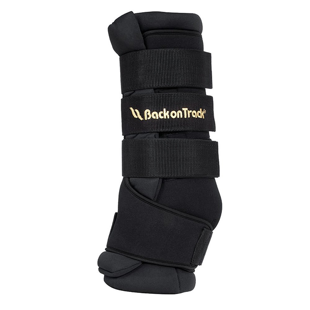 14 inch. BACK ON TRACK HORSE LEG INJURY SWELLING PAIN RELIEF ROYAL QUICK WRAPS PAIR