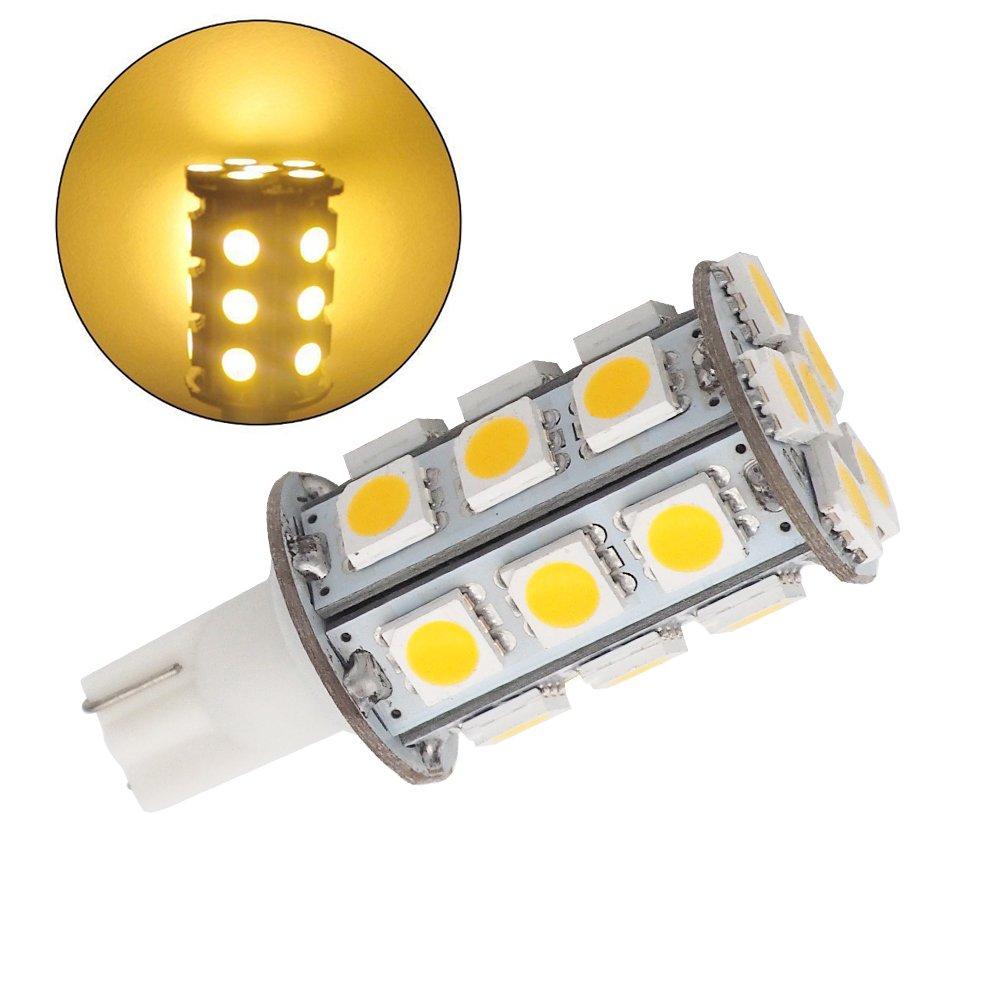 Ltdhen GaoLiuMing Light /& Electricity Technology Co. GRV T10 921 194 24-5050 SMD LED Bulb lamp Super Bright Cool White DC 12V Pack of 6 ShenZShenZhen GaoLiuMing Light /& Electricity Technology Co