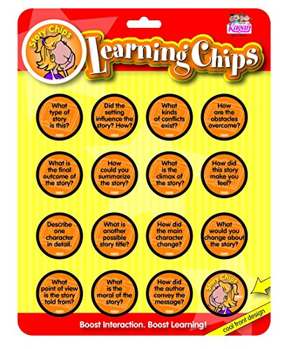 - Kagan Cooperative Learning Chips: Story Discussion (MDS)