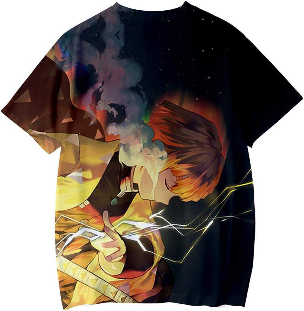鬼滅の刃 きめつのやいば Tシャツ 子供 キッズ ウェア 各キャラクタープリントあり