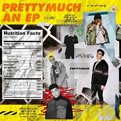 Prettymuch An EP [Explicit]