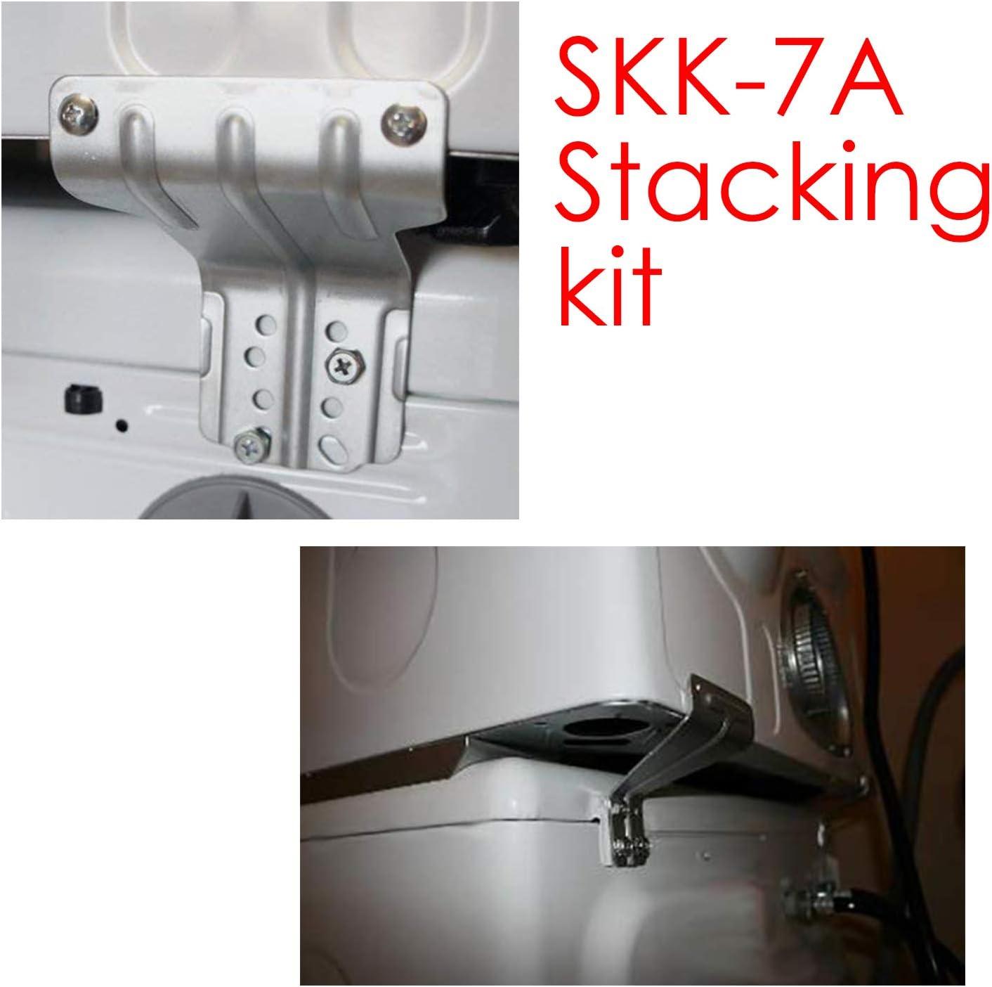 SKK-7A - Kit de apilamiento para lavadora y secadora Samsung (27 ...