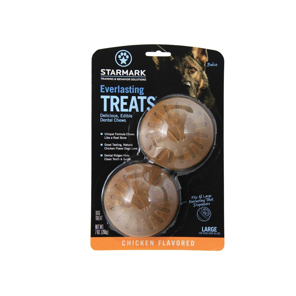 Everlasting Treat Chicken Large, 2-Pack