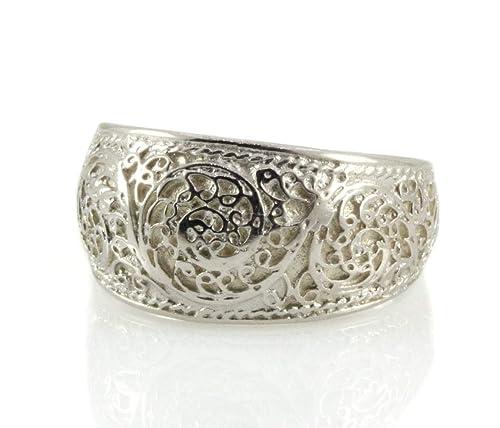 Vintage 925 Sterling silver ring