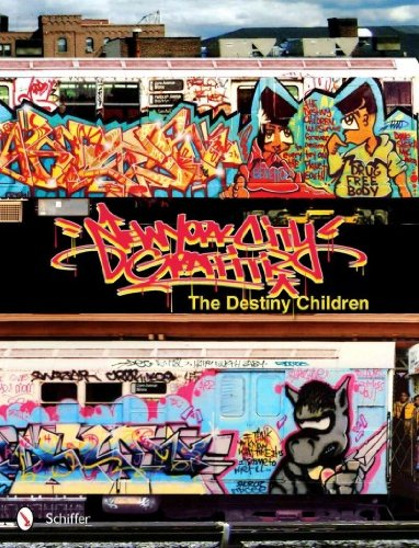 Download New York City Graffiti pdf