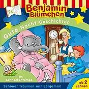 Im Schneckentempo (Benjamin Blümchen Gute-Nacht-Geschichten 26) | Vincent Andreas