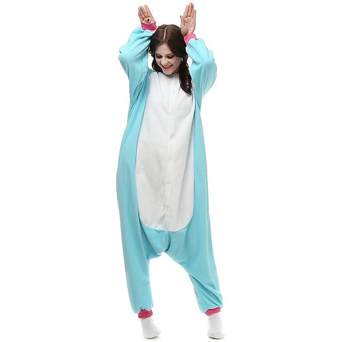 Pijama unicornio Disfraz Animal Ropa de dormir Cosplay Disfraces Pijamas para Adulto Niños Carnaval Halloween Festival
