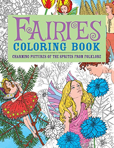 fairy coloring - 6
