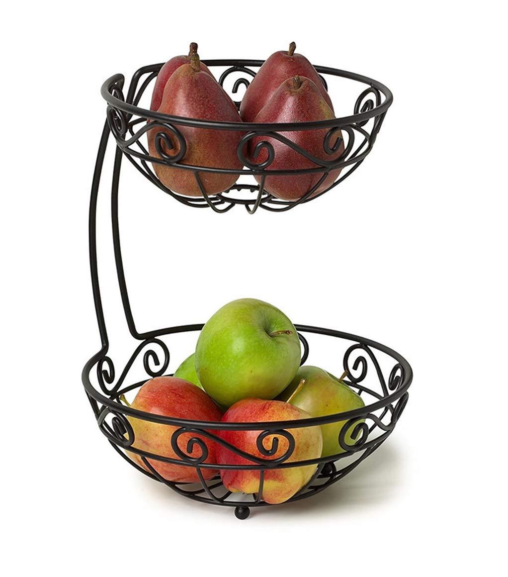 tavolo da pranzo caramelle cucina snack con supporto decorativo per verdure vuoto Cestino da frutta in stile nordico