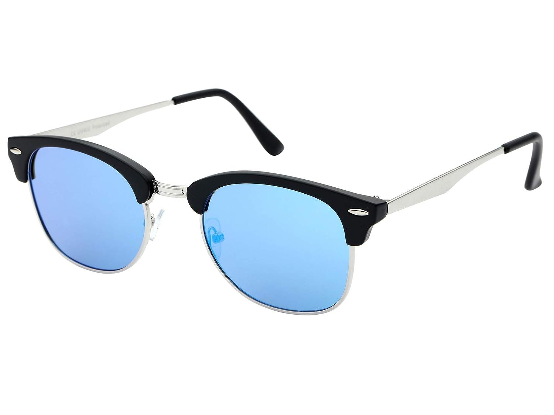 SKADINO Sunglasses Unisex Classic Frame Multicolor Lenses Square Unique Design Sunglasses SKD210