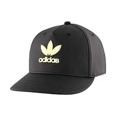 adidas M Metal Trefoil Plus Snapback CK1923 Size ONE Hats: Amazon ...
