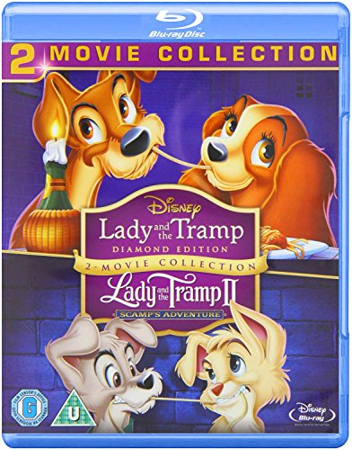 - Lady and the Tramp + Lady and the Tramp 2 (Scamp's Adventure)
