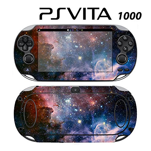 Skin Decal Cover Sticker for Sony PlayStation PS Vita (PCH-1000) - Space Galaxy Stars -  Decals Plus, PV1-ZZ28
