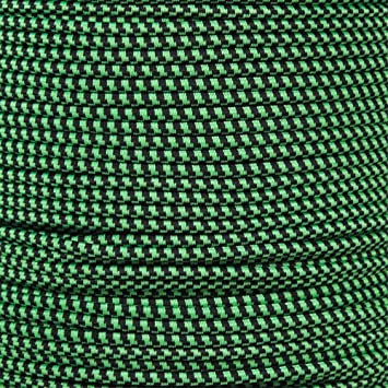 PARACORD PLANET 1//8 Inch Shock Cord Made in USA and 100 Feet 25 Choose from 10 50