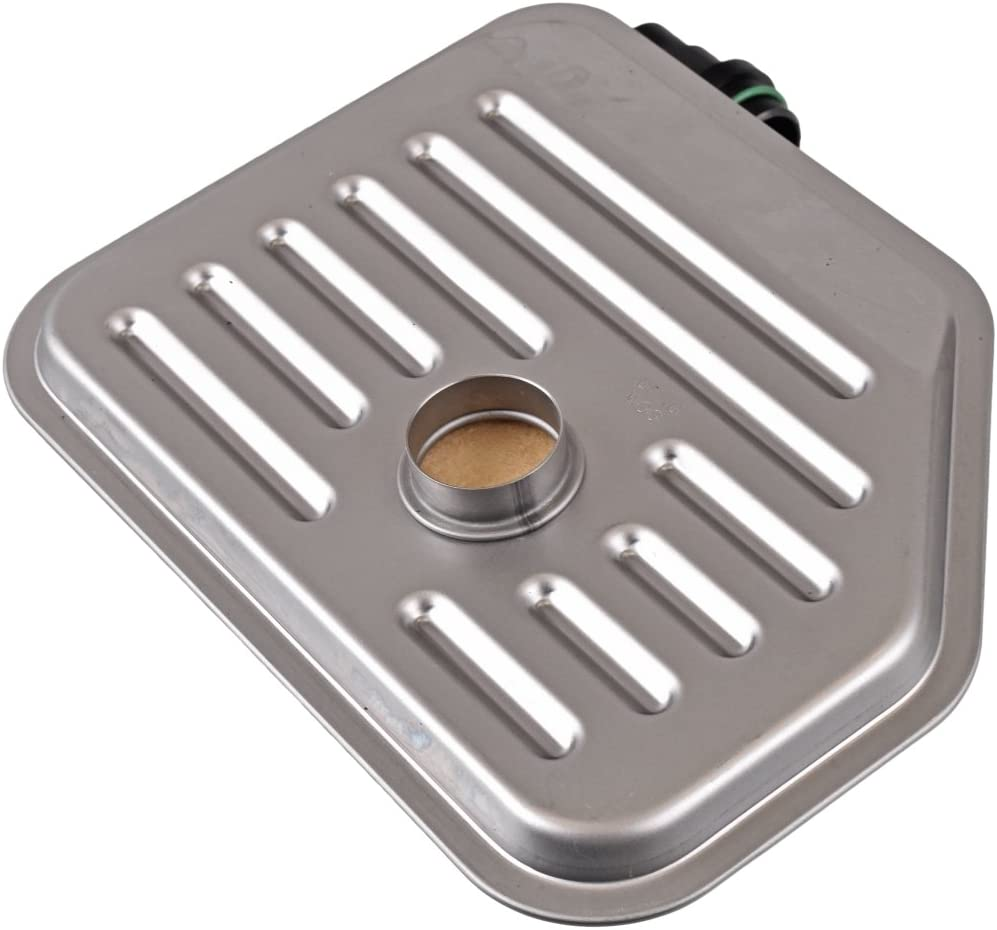 Blue Print Adg02125 Getriebeölfilter Für Automatikgetriebe 1 Stück Auto
