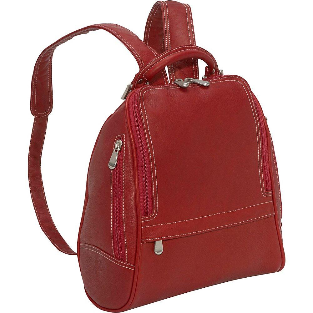 Amazon.com: U Zip Mid Size Backpack Color: Black: Shoes