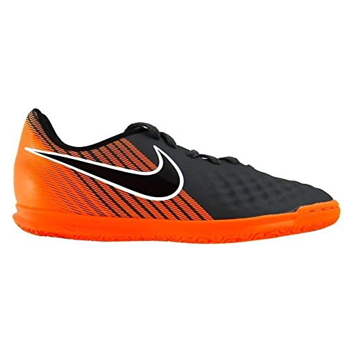 Nike Obrax 2 Club Tf, Scarpe da Fitness Uomo, Multicolore (Dark Grey/Black-Tota 080), 44.5 EU