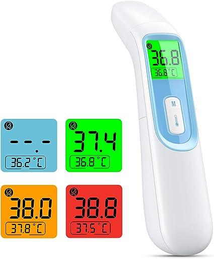 Termómetro infrarrojo IDOIT