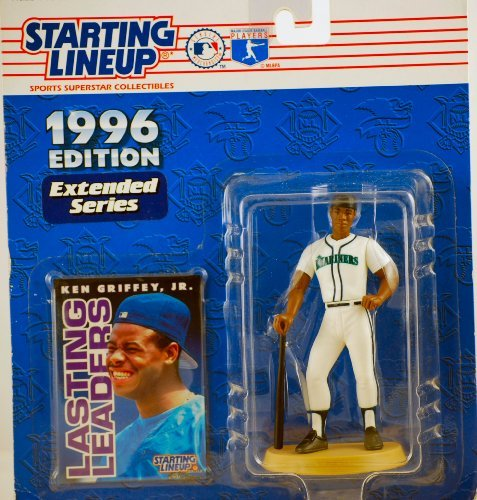 - 1996 Starting Lineup Ken Griffey Jr Extended Series Mariners