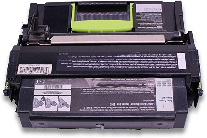 Compatible with Lexmark MS810 Toner Cartridge for MS710 711 MS811n MS812de Drum Rack Lexmark 52D3HOE Black