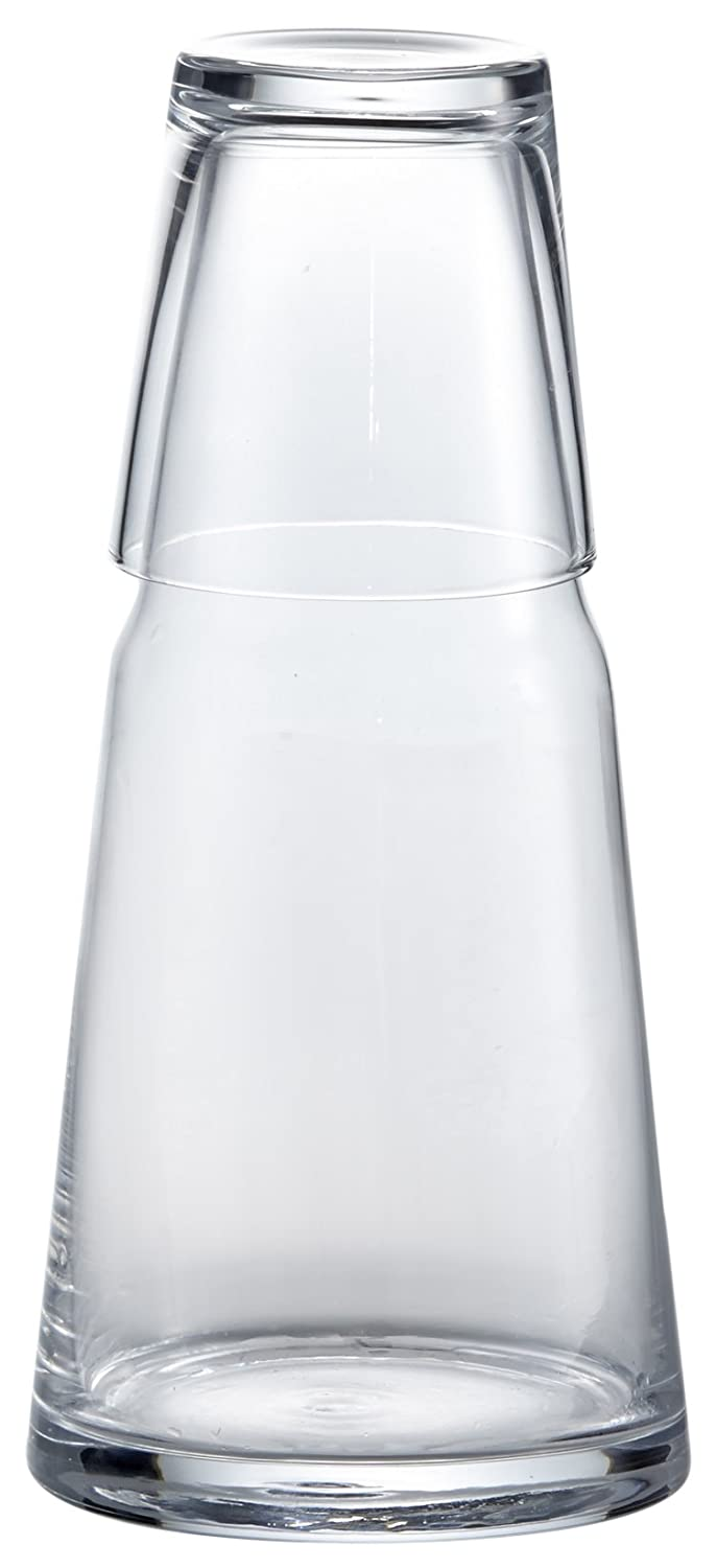 Style Setter Soho 2 Piece Water Set Clear