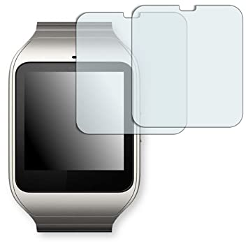GOLEBO Sony SmartWatch 3 protection décran - 2x Semi-Matt pour Sony SmartWatch