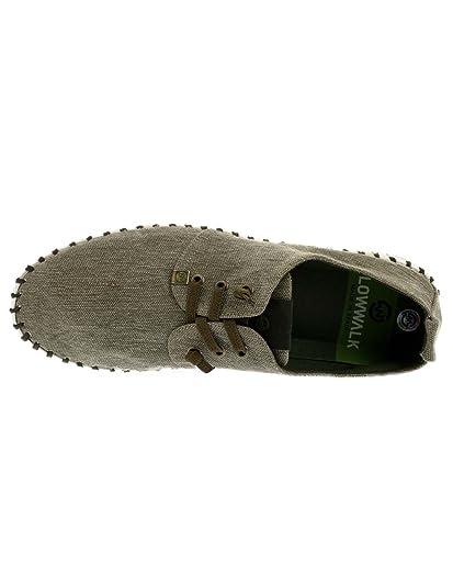 Alpargata Hombre FOSIL Mali Militar Blanco Slowwalk: Amazon.es: Zapatos y complementos