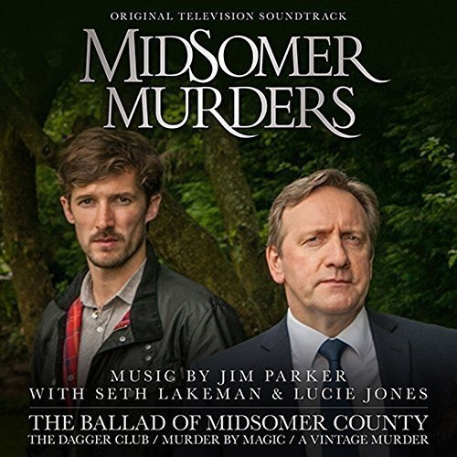 Price comparison product image Midsomer Murders - Original Television Soundtrack by Jim Parker with Seth Lakeman & Lucie Jones (2015-04-29)