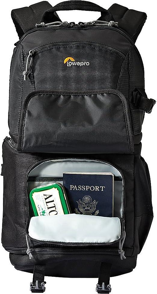 Lowepro Fastpack BP 150 AW II Mochila Negro: Amazon.es: Electrónica
