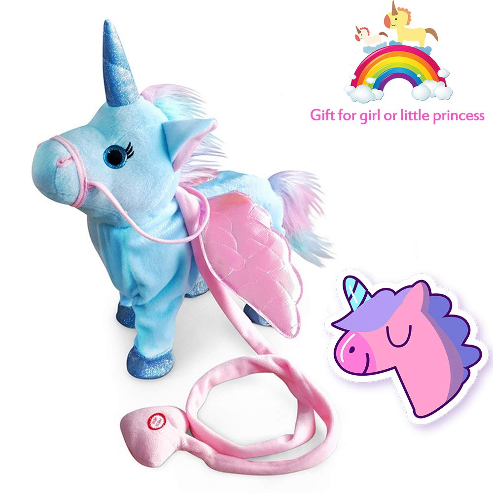 Womdee Juguete de Unicornio para Mujer, Juguete de Unicornio ...