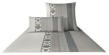 Joop Bettwäsche Ornament Stripe 4022 80x80 Cm 155x200 Cm Amazon