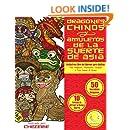 ANTIESTRES Libro De Colorear Para Adultos: Dragones Chinos Y Amuletos De La Suerte De Asia