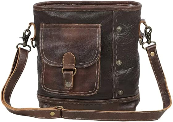 Amazon Com Myra Bag Rocky Leather Shoulder Bag S 1560 Shoes Myra s1296 amber messenger bag. myra bag rocky leather shoulder bag s 1560