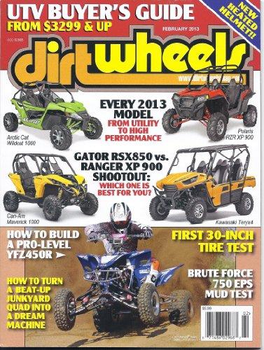 Dirt Wheels Magazine Vol. 33/No.2 (February 2013) ()